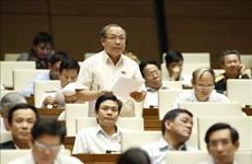 AN : débat sur les projets de loi sur l'enseignement universitaire et la police populaire
