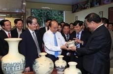 Avec Chu Dâu, l'identité vietnamienne rayonne sur les cinq continents