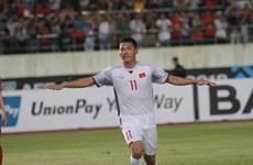 AFF Suzuki Cup 2018: le Vietnam bat le Laos 3-0 en match d'ouverture