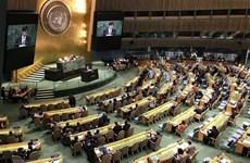 Le Vietnam se félicite de la résolution de l'ONU appelant à la levée de l'embargo contre Cuba