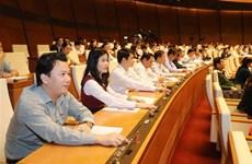 Les députés étudient plusieurs projets de loi