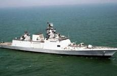 Les marines indienne et singapourienne débutent un grand exercice