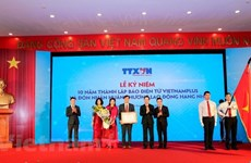 Le journal électronique VietnamPlus en tête dans l'application des nouvelles technologies médiatiques