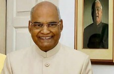 Le président indien Ram Nath Kovind débute sa visite d'Etat au Vietnam