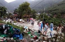 Le PM adresse ses condoléances aux victimes du typhon Toraji