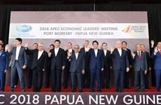 Le Vietnam a apporté ses contributions actives et responsables à l'APEC 2018