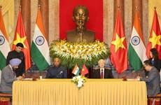 Déclaration commune Vietnam - Inde