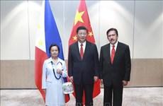 La Chine et les Philippines intensifient leurs relations en matière législative