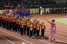 Hanoï : 8e Festival national des sports 2018