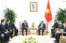 Le PM demande à SMBC d'accroître ses investissements au Vietnam