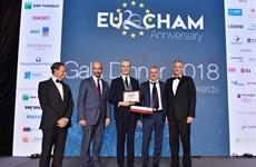 Piaggio au Vietnam honoré par EuroCham