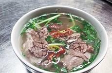 La soupe pho, l'autre argument touristique au Vietnam