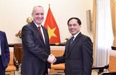"""Le Vietnam est un """"partenaire privilégié de la Biélorussie"""""""