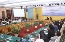 Droits de l'Homme : présentation du Rapport national pour le 3e Cycle de l'EPU