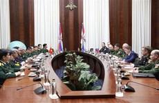 Le Vietnam et la Russie tiennent leur 4e dialogue sur la stratégie de défense