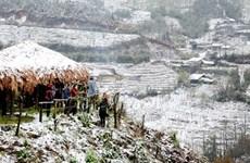 Diverse activités au Festival d'hiver de Sa Pa 2018 pour célébrer Noël