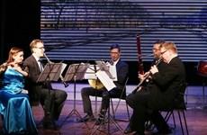 Echange musical entre artistes vietnamiens et finlandais