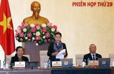 Ouverture de la 29e réunion du Comité permanent de l'AN