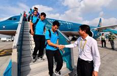 Vietnam Airlines transportera l'équipe de football sur l'A350-900
