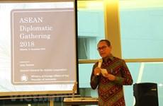 L'Indonésie met à jour ses diplomates sur les progrès de l'ASEAN