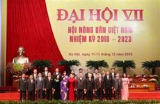 Congrès de l'Association des paysans: le président Nguyên Phu Trong montre la voie