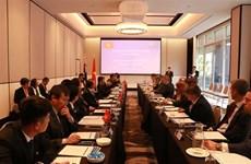 Vietnam et Australie: premier dialogue sur la sécurité au niveau de vice-ministre