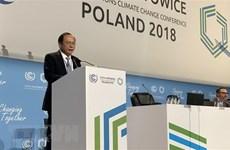 Le Vietnam appelle à s'unir face au changement climatique