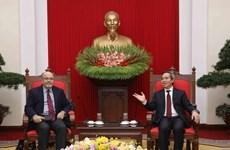 Le Vietnam souhaite recevoir plus d'assistance du FMI