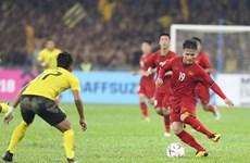 AFF Suzuki Cup: Nguyên Quang Hai parmi les dix meilleurs joueurs de l'Asie