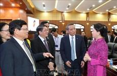 Da Nang exhorté à développer le tourisme, l'industrie et l'économie maritime