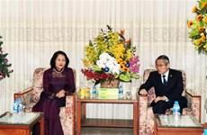 Noël : meilleurs voeux à la Confédération générale de l'Église évangélique du Vietnam (Sud)
