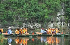 La croissance annoncée de l'afflux touristique pendant le Têt