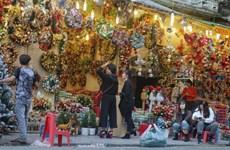 Achats de Noël: les marchandises vietnamiennes ont la côte