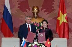 La coopération parlementaire-pilier important des relations entre le Vietnam et la Russie