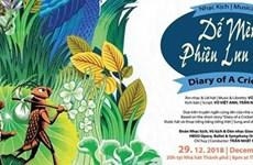 Adaptation d'un livre pour une comédie musicale à Ho Chi Minh-Ville