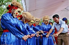 Bui Van Hung, l'âme de la danse folklorique Xuân Phả