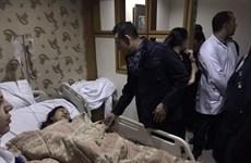 Les victimes vietnamiennes tuées dans l'attaque à la bombe en Egypte sont identifiées