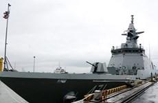 Un navire de la marine thaïlandaise en visite Da Nang