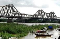 Le pont Long Bien, futur espace culturel