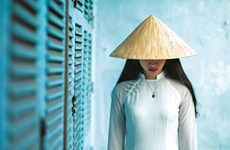 L'áo dài, un trait culturel de toute beauté