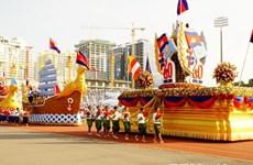 Célébration de la victoire sur le régime génocidaire à Phnom Penh