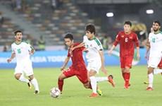 Asian Cup 2019: les Vietnamiens trébuchent sur l'obstacle irakien
