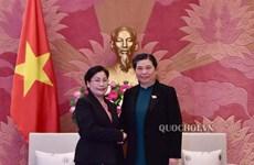 Renforcement des relations Vietnam-Laos dans l'audit