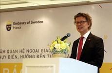 De nouvelles perspectives dans les relations Vietnam-Suède