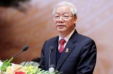 Vietnam-Suède: échange de messages de félicitations