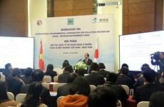 Le Vietnam et le Japon coopèrent pour prévenir la pollution environnementale