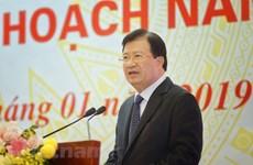 Le secteur des transports doit être à l'avant-garde du développement socio-économique