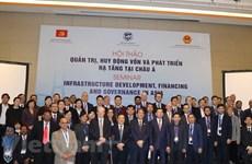 Le développement des insfrastructures en débat à Hanoi
