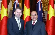 Pour promouvoir le partenariat stratégique Vietnam-Australie