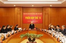 Le leader du Parti demande de renforcer la lutte anti-corruption
